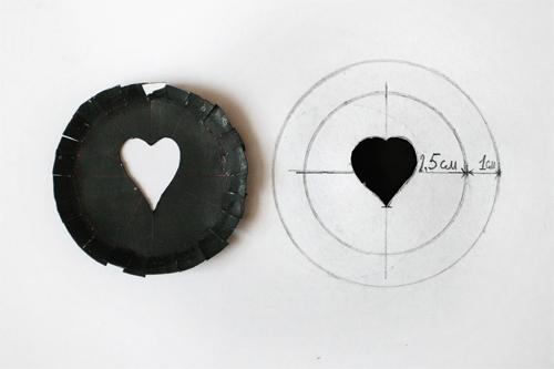 Эффект сердечек боке как сделать