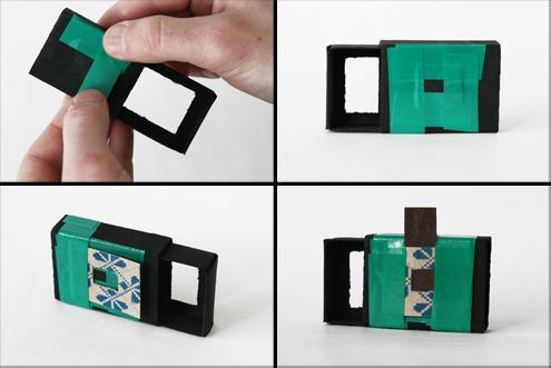Как сделать камеру обскура фото 505