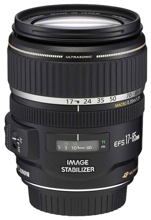 Обзор Canon EF-S 17-85 f/4-5.6 IS USM